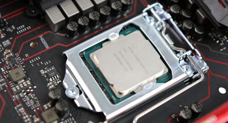 Core i3 7350K en MSI Z270 Gaming M3 740x400 3