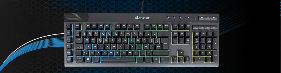 Review: Corsair K55 RGB