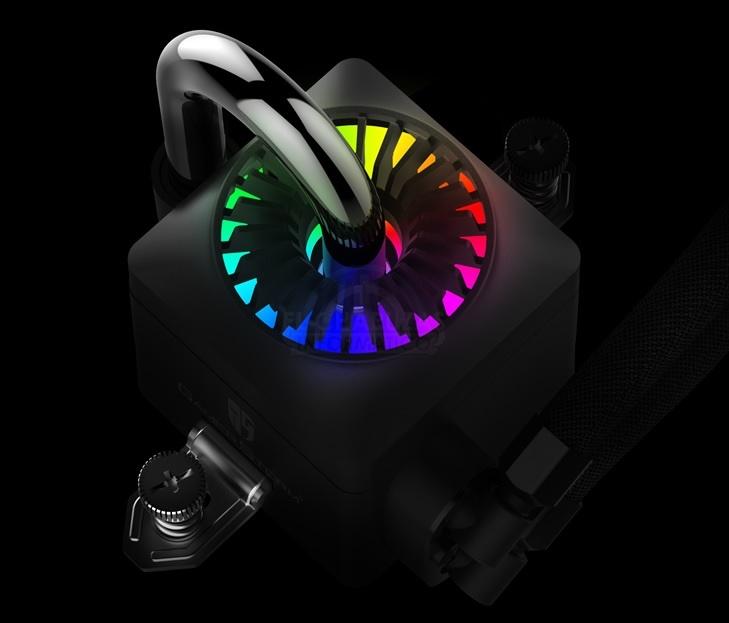DeepCool Captain 120EX RGB Captain 240EX RGB 1