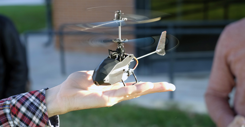"""Droiko, un """"helicóptero gaming"""" con sello español"""