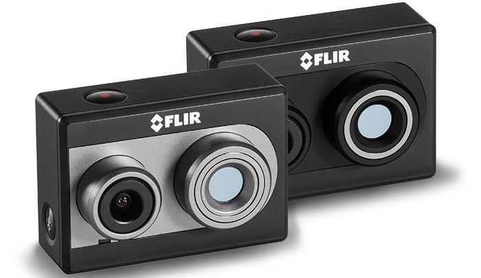 FLIR Duo: La priméra cámara de acción térmica del mercado
