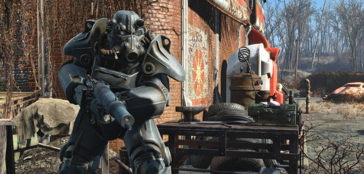 Fallout 4 Textura HD 740x354 0