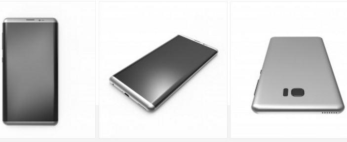 Así sería el diseño definitivo del Samsung Galaxy S8