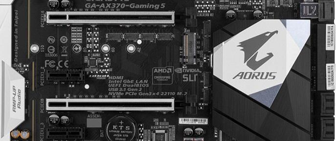 Gigabyte Aorus GA-AX370-Gaming 5 y Gigabyte Aorus GA-X370-Gaming 5