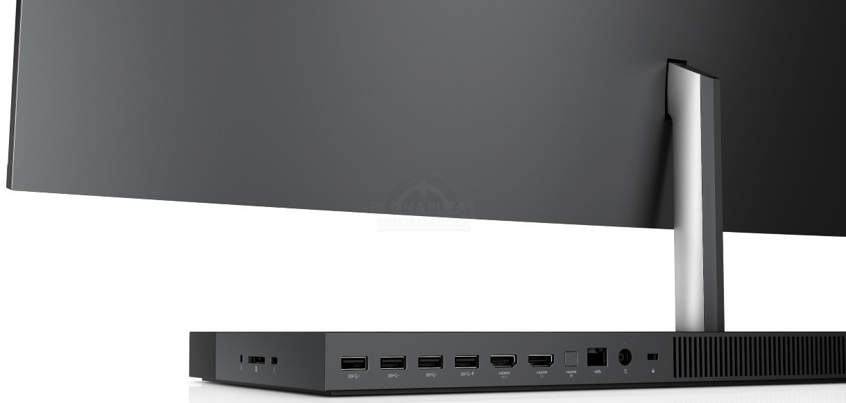 HP Envy Curved AiO 34: AiO curvo de 34″ con Core i7 y Radeon RX 460