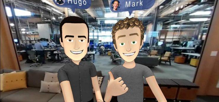 Hubo Barra y Mark Zuckerberg Facebook 740x346 0