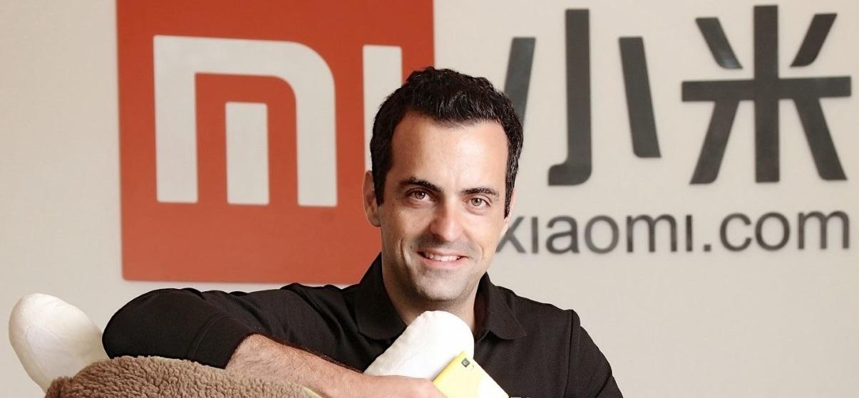 Hugo Barra abandona Xiaomi para volver a Silicon Valley