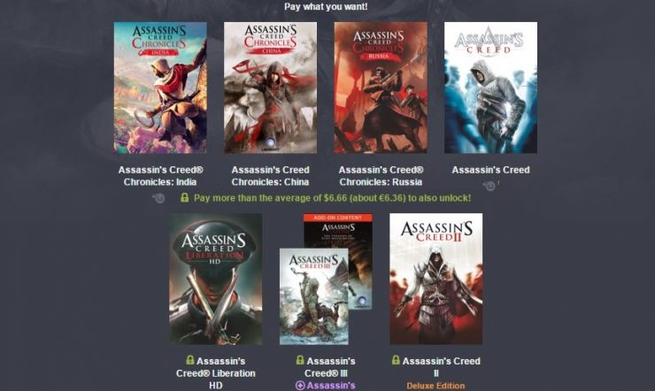 Humble Bundle Assassins Creed 740x442 0