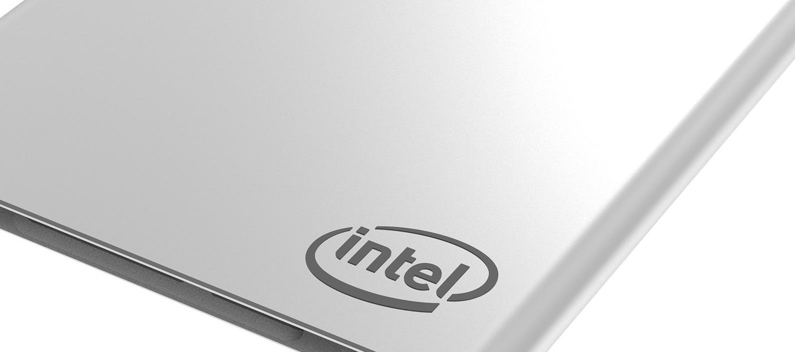 Intel Compute Card: Ordenador del tamaño de una tarjeta de crédito