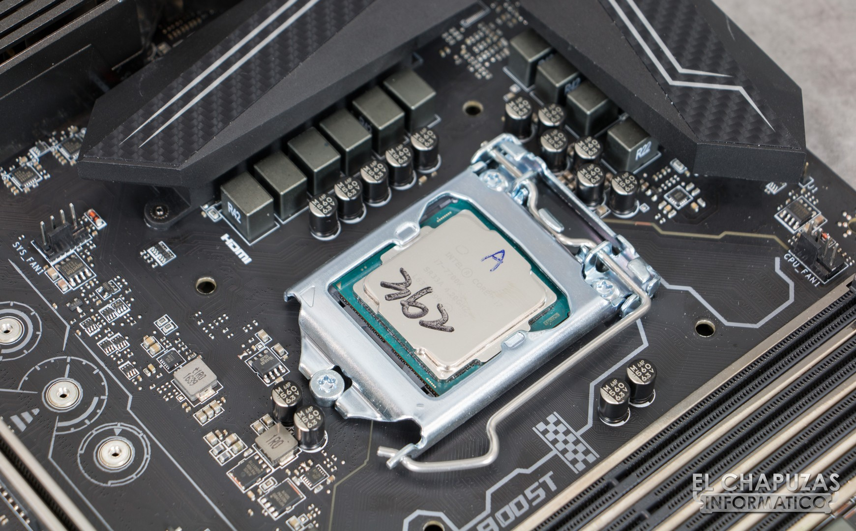 Las CPUs Intel Coffee Lake serían compatibles con las placas base con socket LGA1151