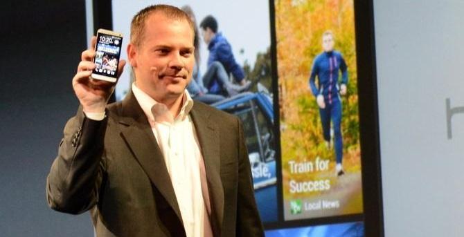 Jason Mackenzie, Vicepresidente de HTC, abandona el barco