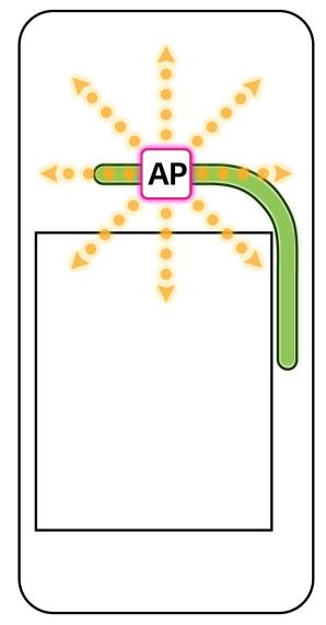 LG G6 diagrama heatpipe 0