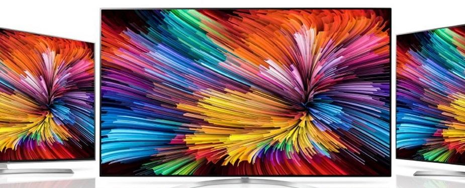 """LG SJ8000, SJ8500 y SJ9500: Televisores """"LCD Nano Cell"""""""