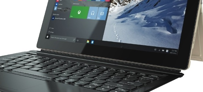 Lenovo MIIX 720, un fuerte competidor de la Surface Pro 4
