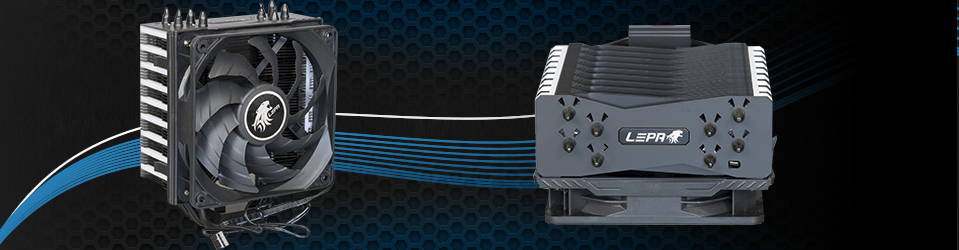 Review: Lepa NEOIlusion (disipador CPU RBG)