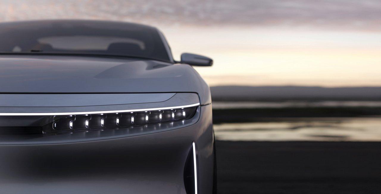 Lucid Air: El primer coche autónomo de Lucid Motors empleará la tecnología Mobileye