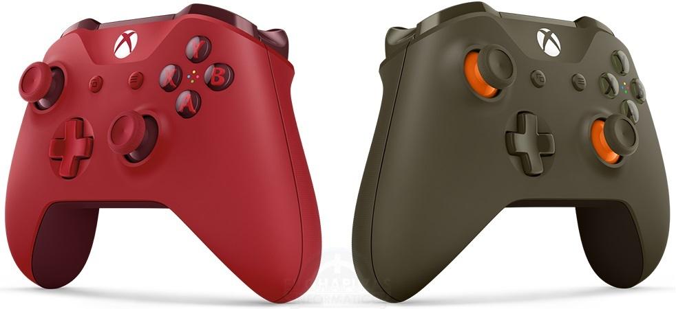 El mando Xbox One llega en dos nuevos colores
