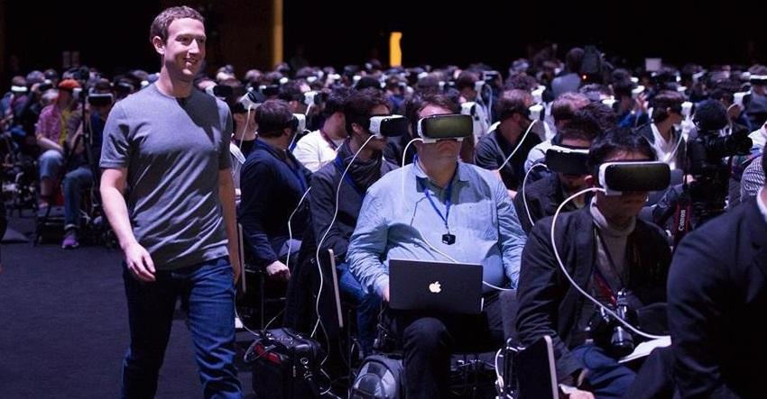 Zuckerberg es interrogado sobre la tecnología Oculus