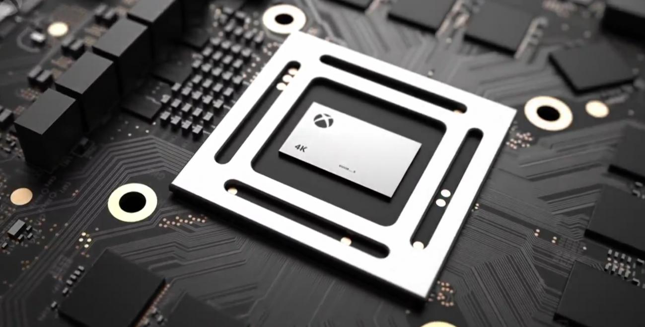 La Project Scorpio (Xbox Scorpio) será una consola Premium