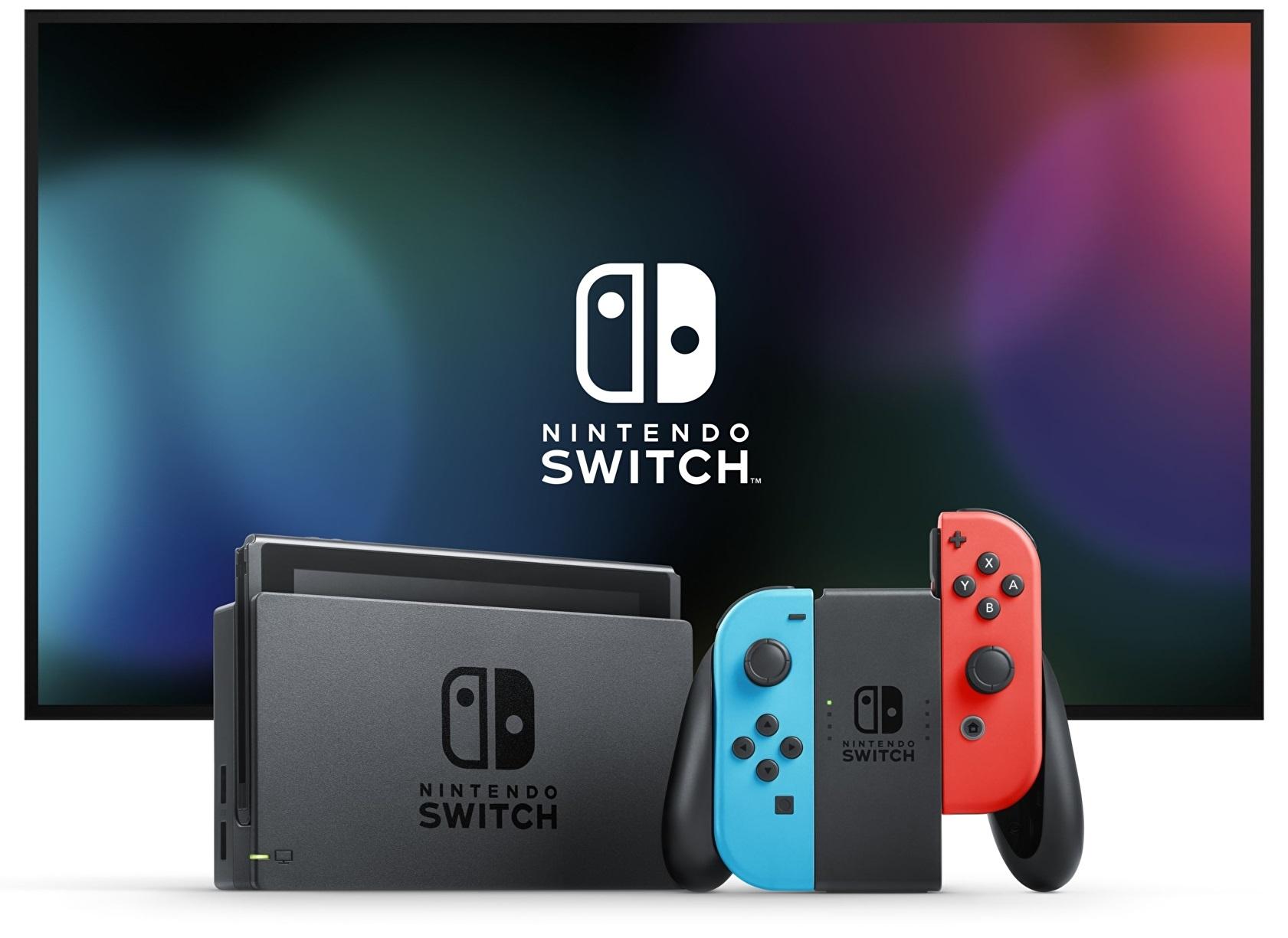 La Nintendo Switch supera las 32,27 millones de unidades vendidas