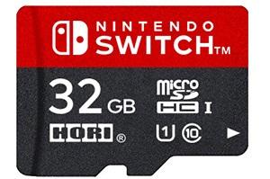 Nintendo Switch MicroSD 1