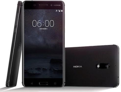 Nokia 6 0