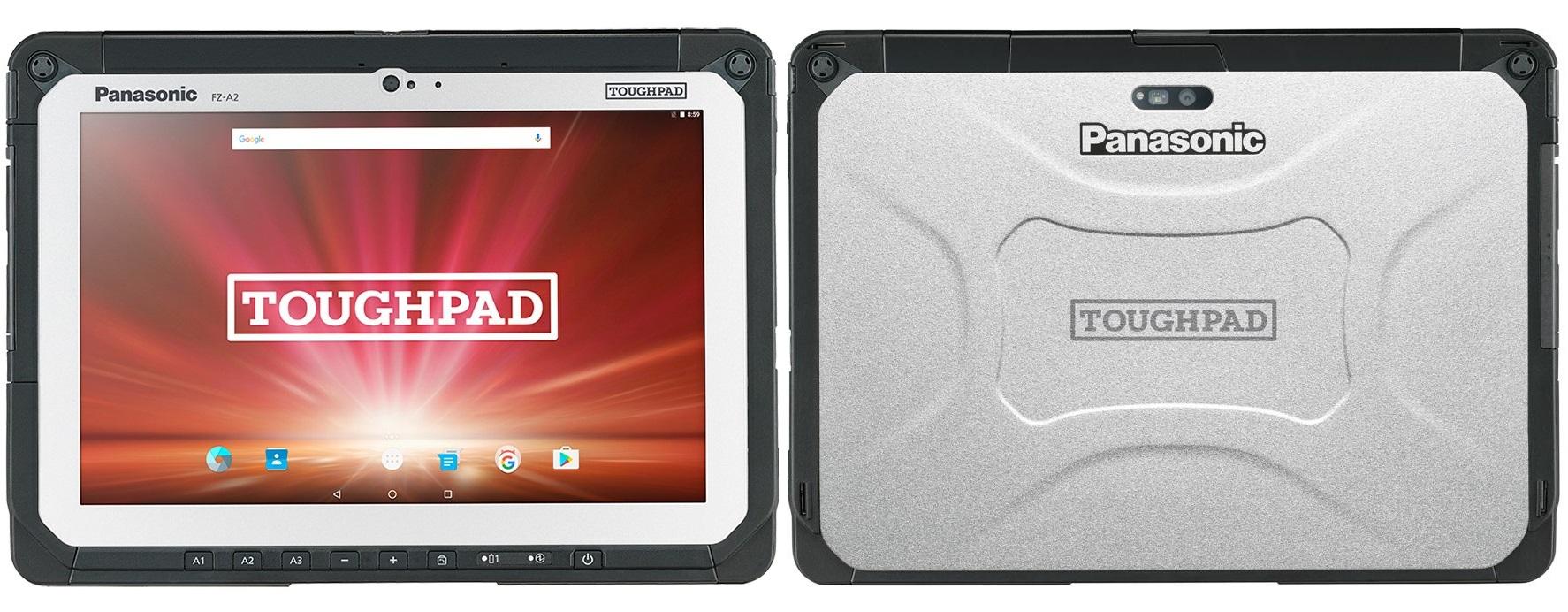 Panasonic FZ-A2: Tablet extremadamente resistente y cara