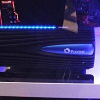 Plextor M8Se: SSD PCIe con controladora Marvell Eldora e iluminación azul