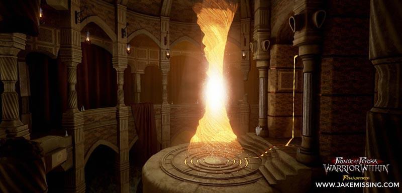 Así luce el Prince of Persia: El Alma del Guerrero bajo el Unreal Engine 4
