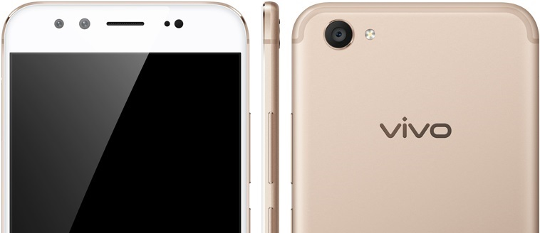 Vivo V5 Plus: Snapdragon 625 y doble cámara frontal (20MP+8MP)