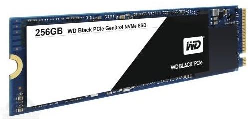 Western Digital Black PCIe SSD: SSD M.2 con hasta 512 GB de capacidad