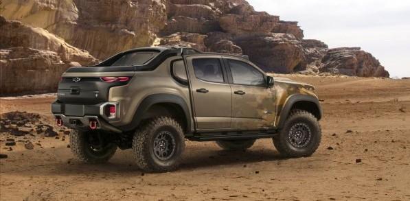 El ejército de EEUU desarrolla el ZH2, un vehículo eléctrico alimentado por hidrógeno