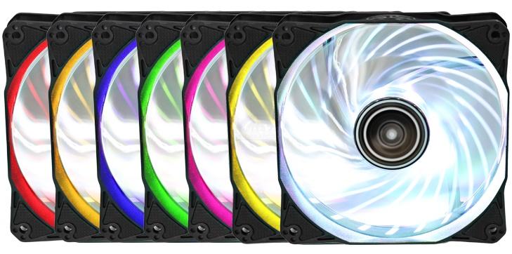 Antec Rainbow 120 RGB 2 1