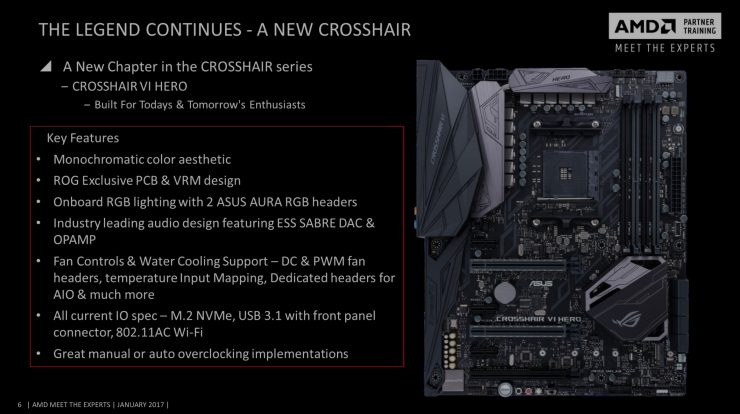 Asus ROG Crosshair VI Hero 1 740x414 0
