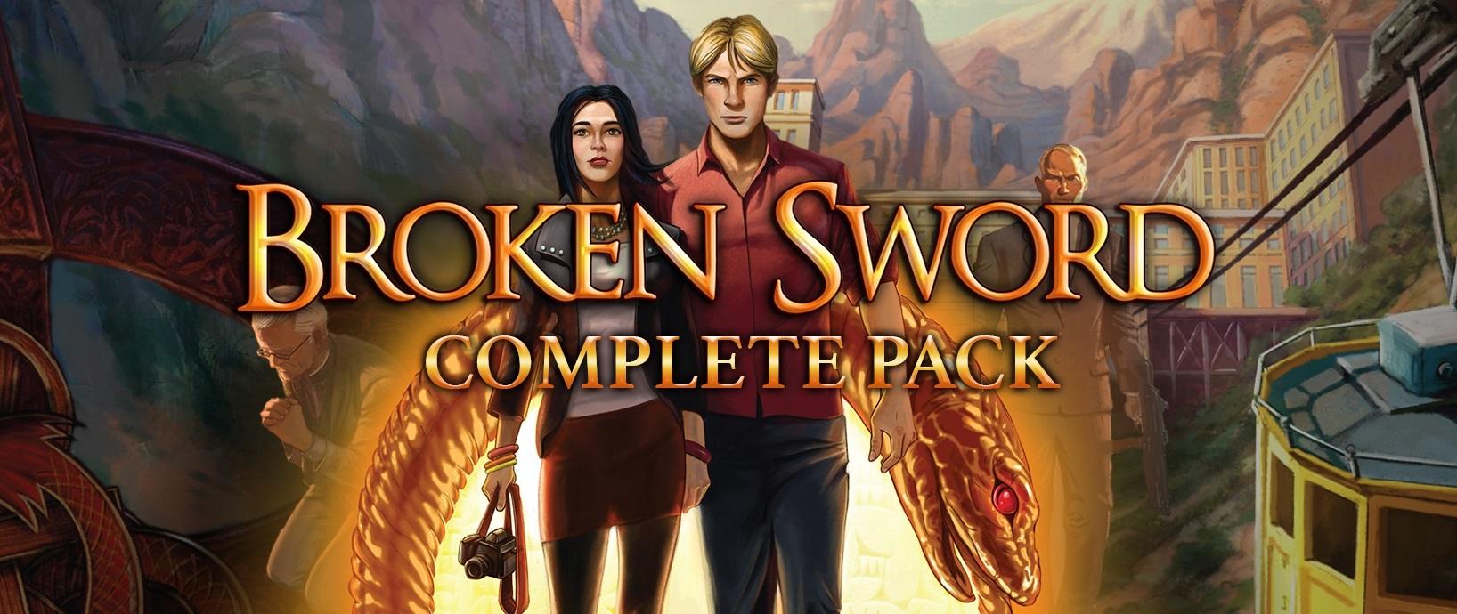 Bundle Stars: Saga completa de Broken Sword por 4.38 euros