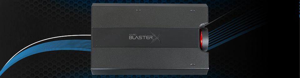 Review: Creative Sound BlasterX G5
