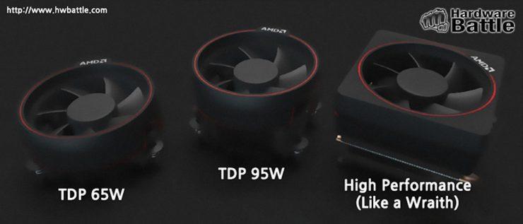 Disipadores AMD Ryzen 740x317 0