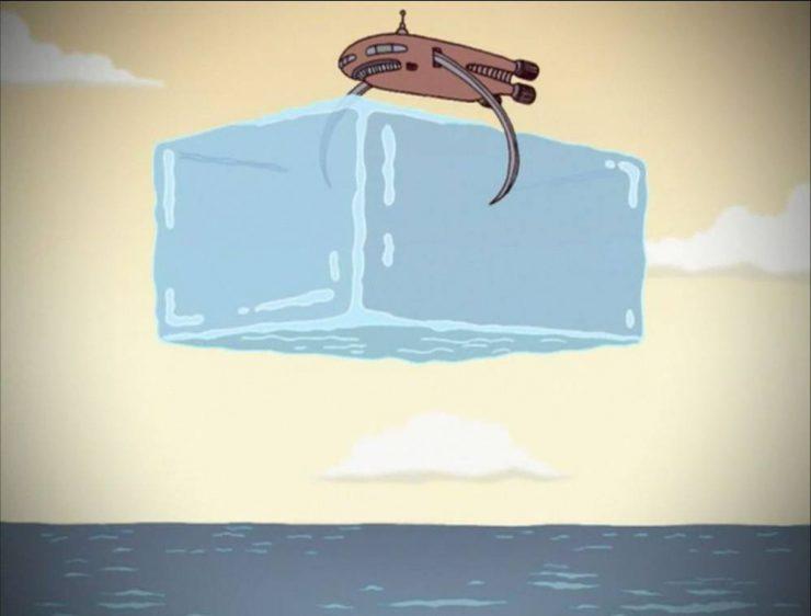 Futurama Cubo de hielo 740x562 0