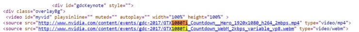 GeForce GTX 1080 Ti código fuente 740x66 1