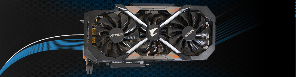 Review: Aorus GeForce GTX 1080 Xtreme Edition 8G by Gigabyte