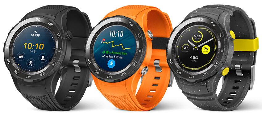 #MWC – Huawei Watch 2: Smartwatch con diseño clásico o deportivo