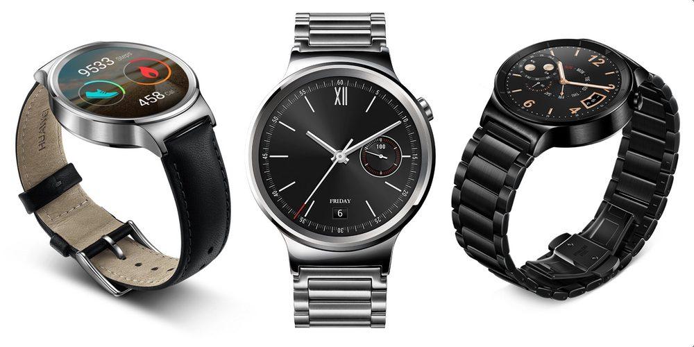 El Huawei Watch 2 será presentado durante la MWC 2017