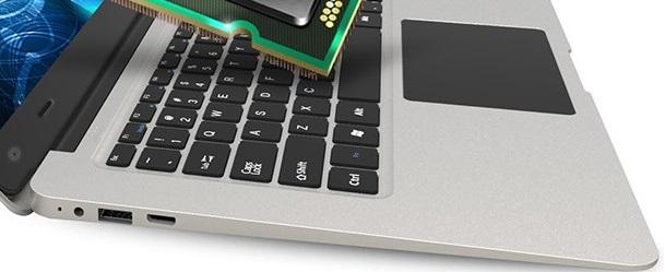 Jumper EZBOOK 3: Ultrabook de 14.1″ con Intel N3350 y 4GB RAM por 220€