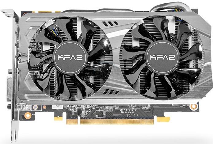 KFA2 GeForce GTX 1070 OC Mini 1 0