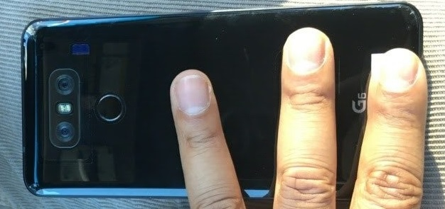 LG G6 fotografiado, así luce su diseño definitivo