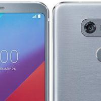 LG anuncia dos nuevas variantes del LG G6, como el G6+, con carga inalámbrica