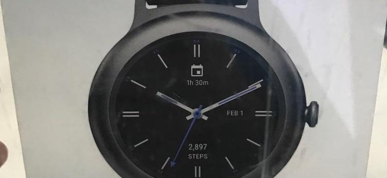 LG Watch Style filtrado, un Smartwatch con muchas limitaciones