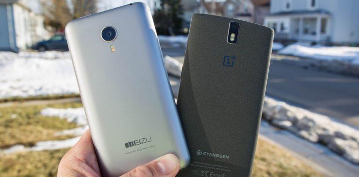 Meizu vs OnePlus 740x366 0