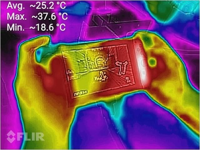 Nintendo Switch temperatura Mario Kart 8 0
