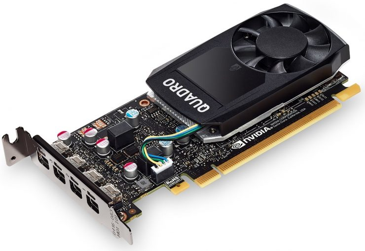 Nvidia Quadro P600 740x508 7